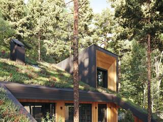 de Snegiri Architects Minimalista