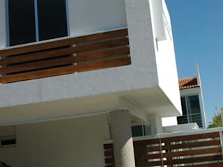 Taller A3 SC Detached home Solid Wood White