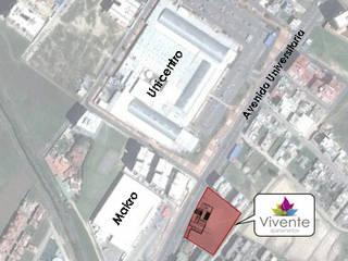 GONZALEZ & LEON ARQUITECTOS SAS Rumah teras Batu Bata