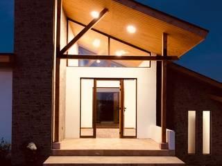 Casa MT,Valle Alegre ,Quintero.: Casas de estilo  por Camps Arquitectura,