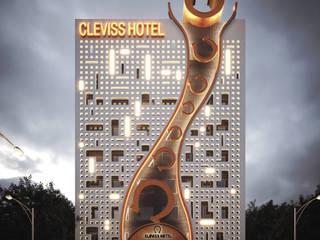 克勒維斯精品酒店 根據 司創仁和匯鉅設計有限公司 現代風