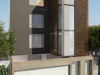 Modern houses by NF Diseño de Interiores Modern