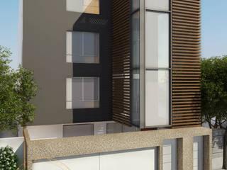 Casas modernas de NF Diseño de Interiores Moderno