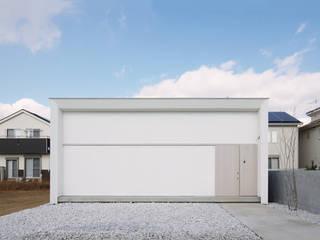 Scandinavian style houses by 株式会社 空間建築-傳 Scandinavian