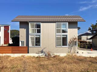 粟野の家: 神永設計が手掛けた家です。