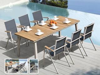 Mobiliário para exterior por CRISTINA AFONSO, Design de Interiores, uNIP. Lda Moderno