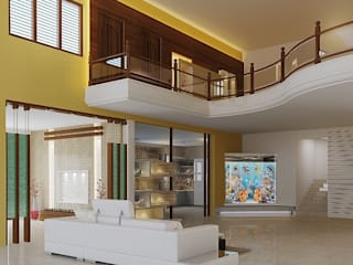 Balkon door Blueskyconcepts1, Modern