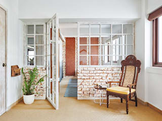 JOSMO STUDIO - GOA Colonial style offices & stores by Josmo Studio Colonial