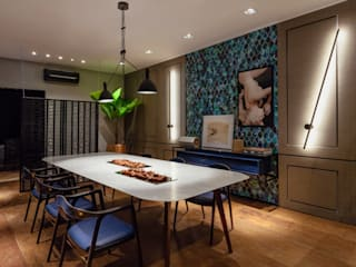 Dining room by Johnny Thomsen Arquitetura e Design , Modern