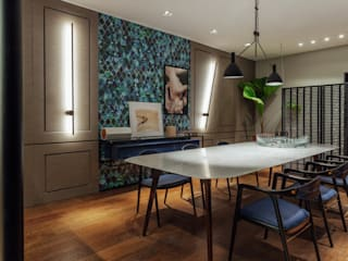 Johnny Thomsen Arquitetura e Design Modern dining room