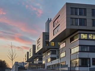 SLK-Kliniken Heilbronn : modern  von HDR GmbH,Modern