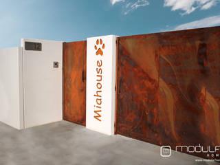 Sliding doors by MODULAR HOME,