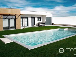 Garden Pool by MODULAR HOME,