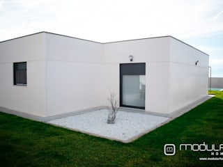 Prefabricated home by MODULAR HOME