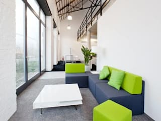 Kaldma Interiors - Interior Design aus Karlsruhe Office buildings