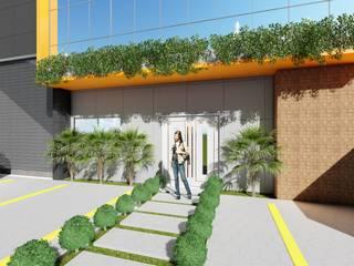 MPM Joias Limeira Edifícios comerciais modernos por 88 Arquitetura Moderno