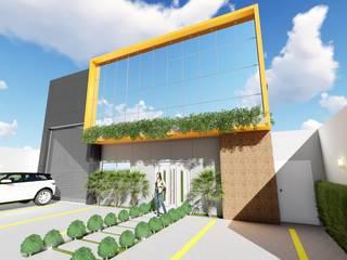 MPM Joias Limeira Espaços comerciais modernos por 88 Arquitetura Moderno