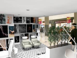 Projeto de Salão de Cabeleireiro em Felgueiras por R&U ATELIER LDA