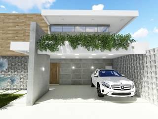 Casa Jacarandá - Atibaia/SP Casas modernas por 88 Arquitetura Moderno