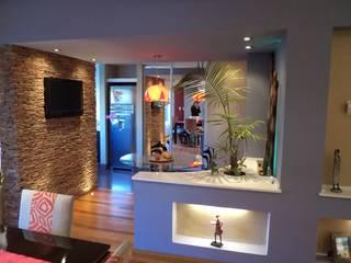Dining room by Luis Barberis Arquitectos, Modern