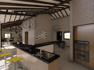Built-in kitchens by Luis Barberis Arquitectos, Classic