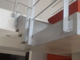 Stairs by Luis Barberis Arquitectos, Minimalist