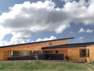 Casa Palote, Limache Casas de estilo rústico de Intermedio Arquitectos Rústico