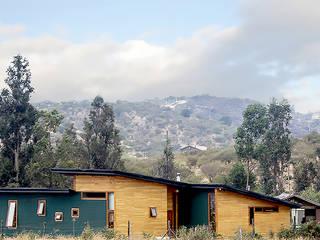 Casa Palote, Limache de Intermedio Arquitectos Rústico