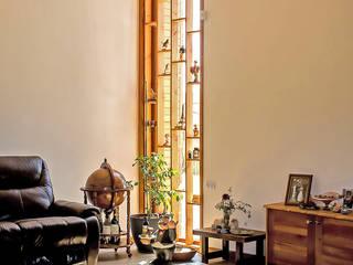 Living: Livings de estilo  por Intermedio Arquitectos