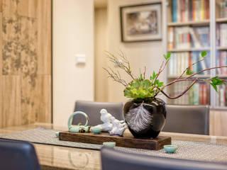 自然質樸-翊盛新天地 根據 富亞室內裝修設計工程有限公司 隨意取材風