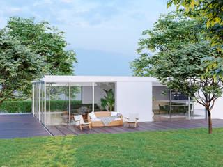 Royston House, Kent by A33SOME CGI Studio Modern