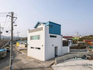 Small houses by inark [인아크 건축 설계 디자인],
