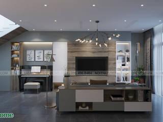 Công ty CP tư vấn thiết kế và xây dựng V-Home 影音室配件與裝飾品