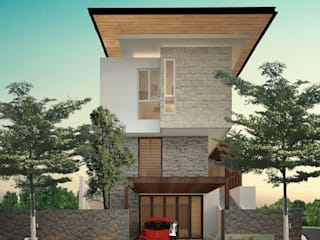 HRY HOUSE BALI midun and partners architect Rumah Tropis