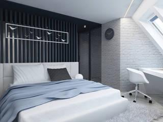 توسط Студия Aрхитектуры и Дизайна 'Aleksey Marinin' مینیمالیستیک