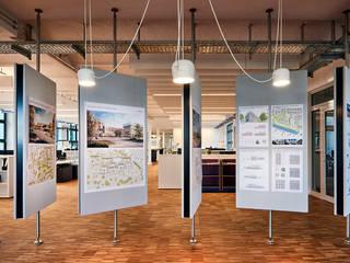 HDR Design Studio Berlin:  Bürogebäude von HDR GmbH,Modern