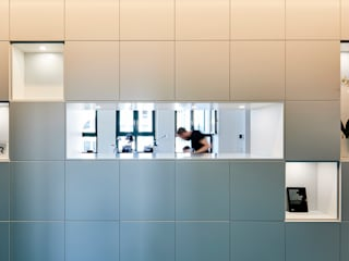 Office buildings by HDR GmbH