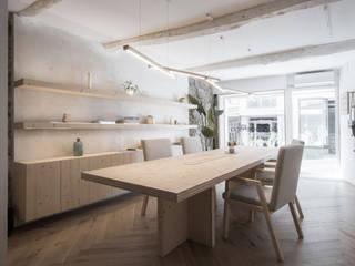 15oo1.2 puntodefuga ESTUDIO Estudios y despachos de estilo minimalista