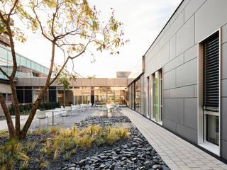 Universitätsklinikum Bonn - NPP :  Krankenhäuser von HDR GmbH,Modern