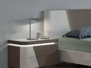Decordesign Interiores RecámarasBurós Aglomerado Blanco