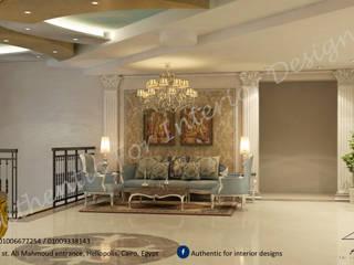 فيلا التجمع الاول من Authentic for interior designs كلاسيكي