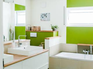 T-raumKONZEPT - Interior Design im Raum Nürnberg Modern bathroom