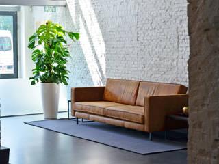 Styling ontvangstruimte kantoorpand Amsterdam van Huyze de Tulp interieurdesign