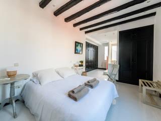 REFORMA VIVIENDA MADRID : Dormitorios de estilo  de Loema Reformas Integrales Madrid , Moderno