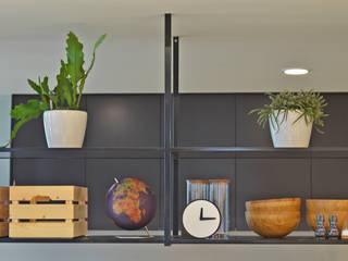 Styling kantoor/keukenarea Houthavens Amsterdam:   door Huyze de Tulp