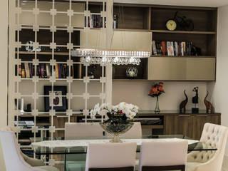 Dining room by Myrtes Henrique Arquitetura Personalizada