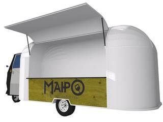 Carro de Comida (Food Truck) de Constructora Las Condes