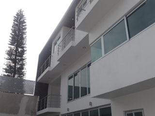 Casas de estilo  por coprefa, Moderno