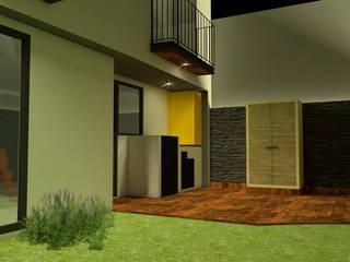 Creer y Crear. Arquitectura/Diseño/Construcción Jardins de pedras