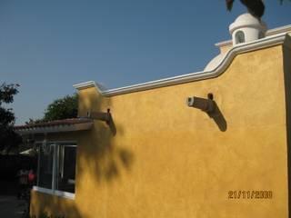 casa las fuentes Casas rústicas de coprefa Rústico